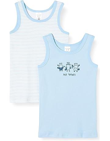 2, 3, 5 Pack Vaenait Baby 2-16 a/ños Ni/ños Unisex j/óvenes 100/% algod/ón Unterhemden Sparpack