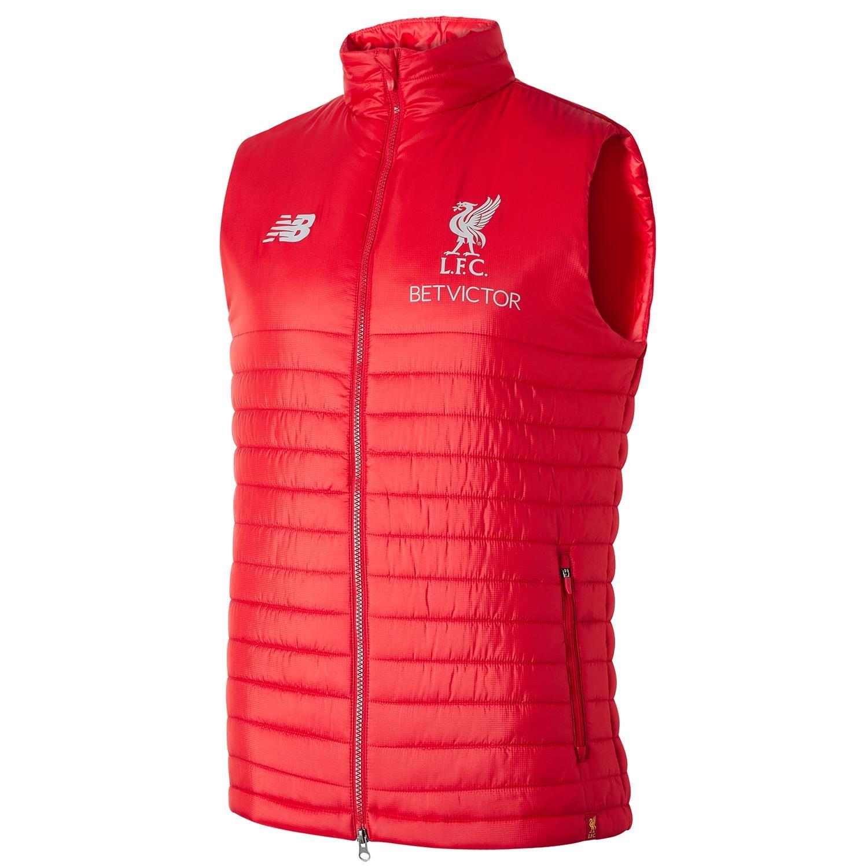 New Balance 2018-2019 Liverpool Elite Training Gilet (ROT)