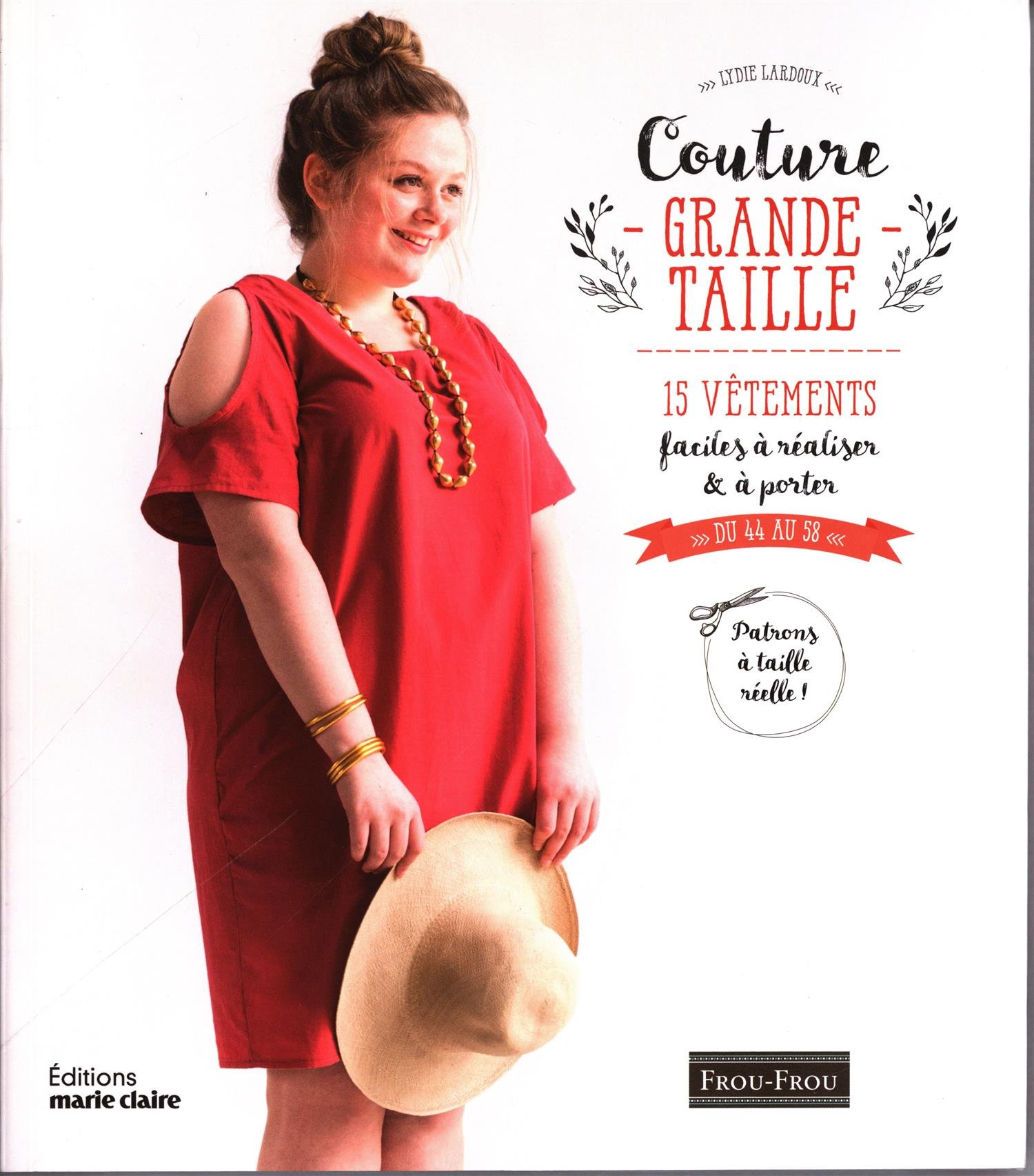 Amazon.fr - Couture grande taille - Frou-