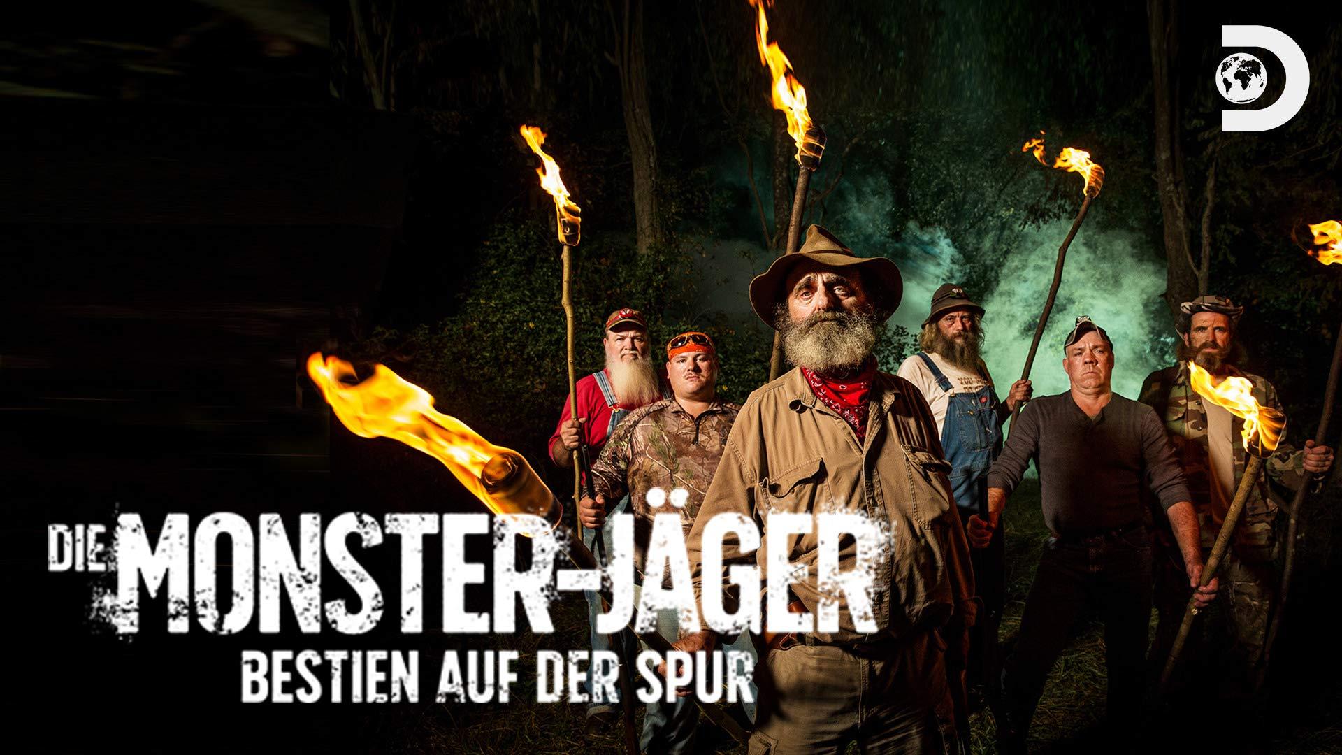 Die Monster-Jäger – Bestien Auf Der Spur