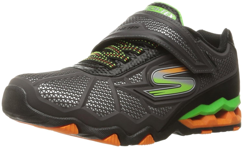 Charcoal noir 34 EU Skechers garçons Hydro-Static Durable Athletic Sporty Trainers chaussures