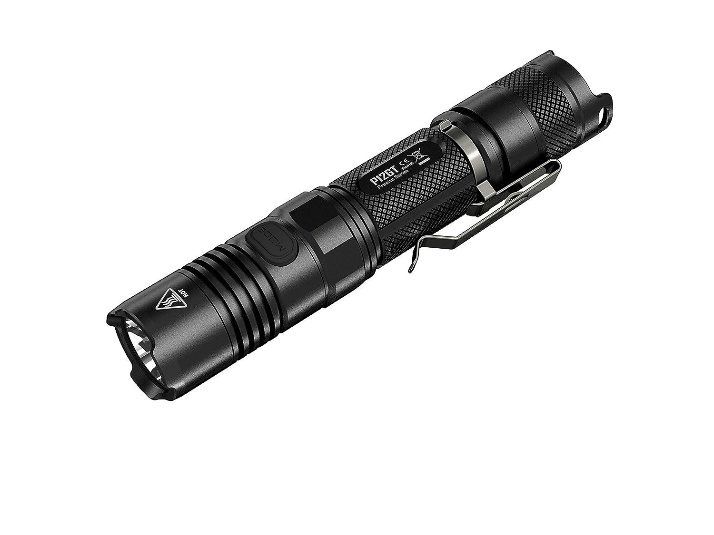 Nitecore Precise 12GT Taschenlampe, schwarz, 35,6 x 15,2 x 15,2 cm