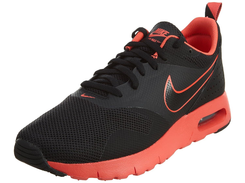 Nike Air Max Tavas FB (GS), Zapatillas de Running para Hombre 40 EU Negro (Black / Bright Crimson)
