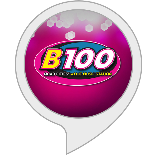 B-100 The Quad Cities Number One Hit Music Station
