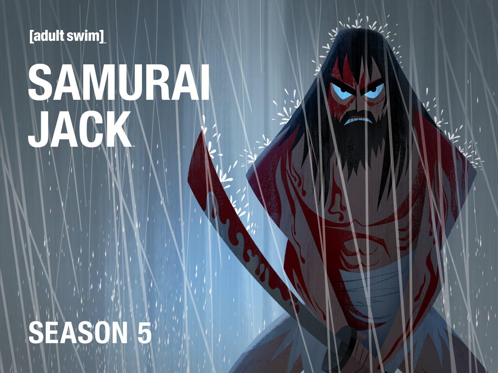 Amazon Com Watch Samurai Jack Season 5 Prime Video