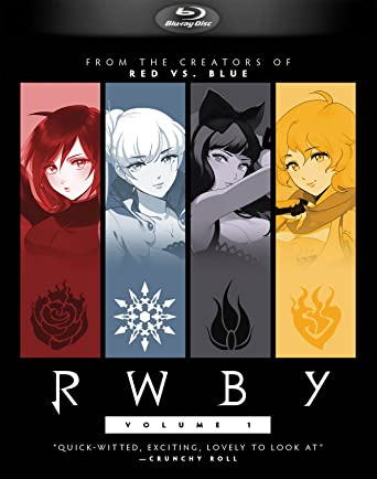 Whose line is it saturday may rwby