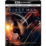 First Man [4k Ultra HD + Digital] [Blu-ray]