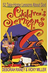 Children's Sermons To Go: 52 Take Home Lessons about God Paperback