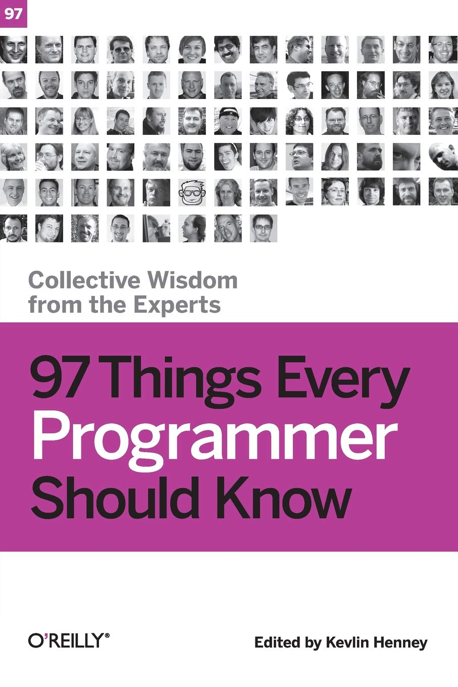 97 Things Every Programmer Should Know: Amazon.in: Henney, Kevlin ...