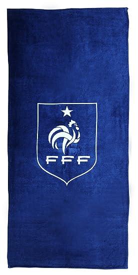 Drap de plage FFF - Collection officielle Equipe de FRANCE de ...