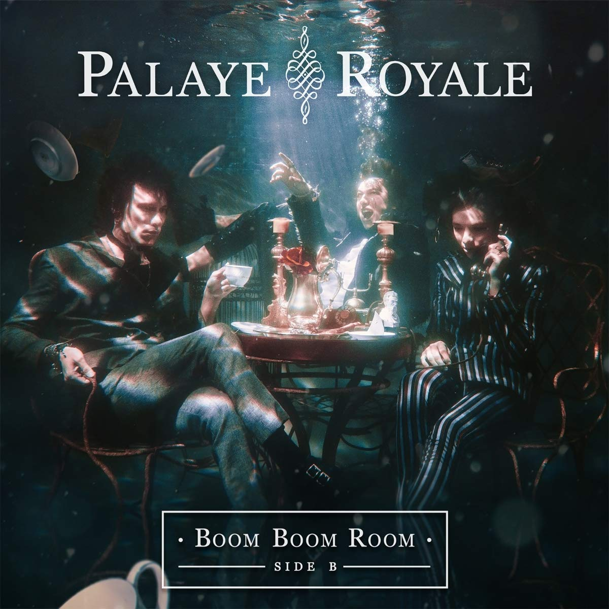 CD : Palaye Royale - Boom Boom Room (side B) (CD)