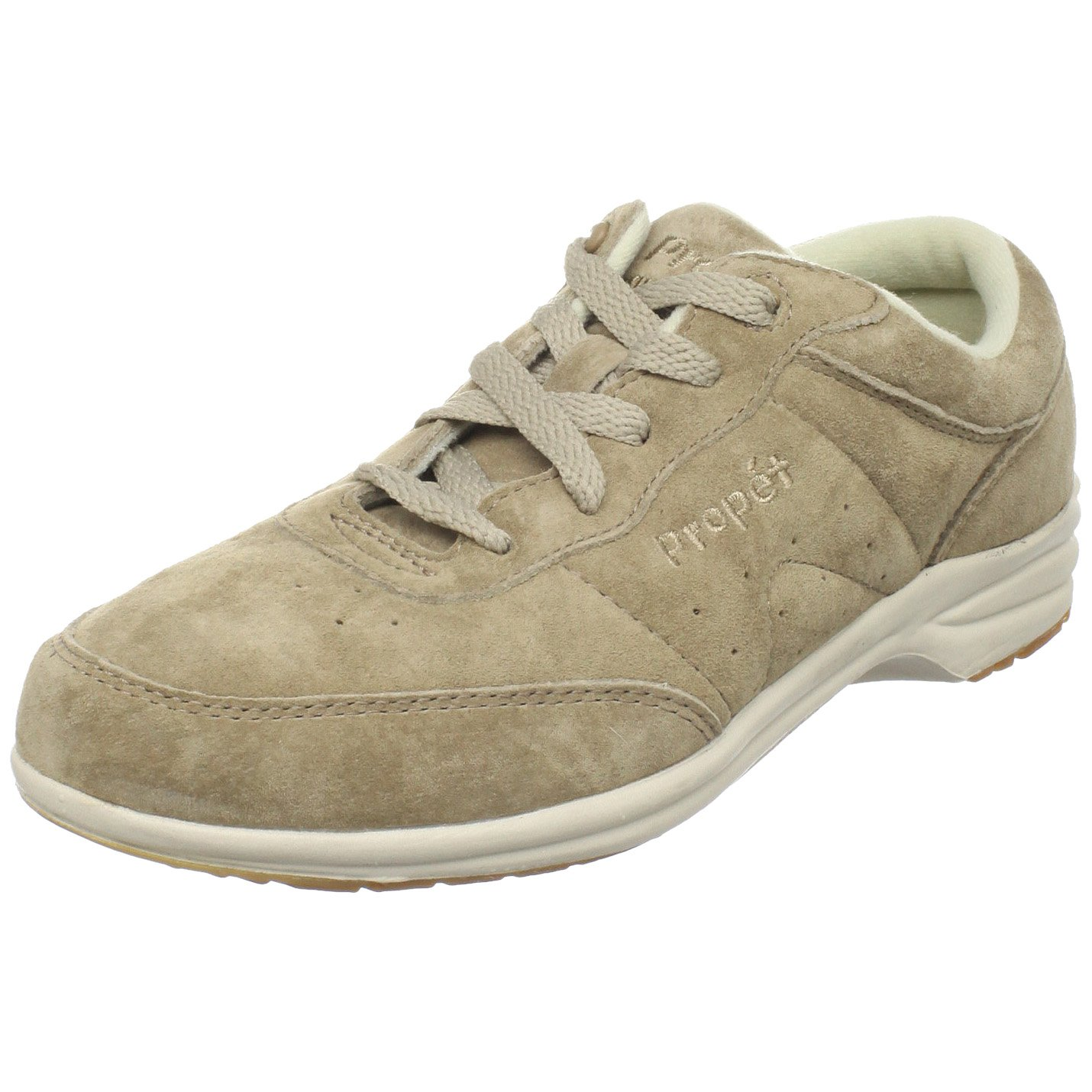 Propet Women's W3841 Sneaker B003C1PPCM 11 2E US|Classic Taupe