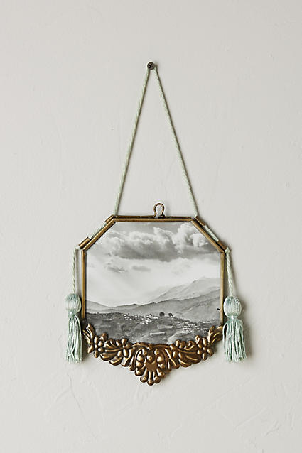 Royal Theater Frame - anthropologie.c​om