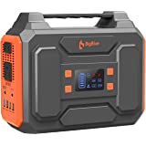 250Wh Portable Generator, BigBlue 67500mAh Power Station with 110V Pure Sine Wave AC Outlets/2 DC/4 USB Ports, Camping Access