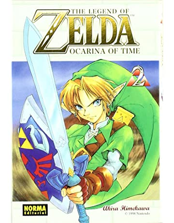 THE LEGEND OF ZELDA 02 OCARINA OF TIME 02 (CÓMIC MANGA)