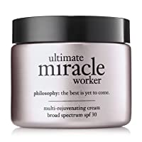 philosophy ultimate miracle worker spf 30 moisturizer