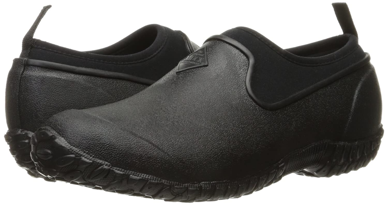 Muck Boot Women's Muckster 2 Low Rain B01B6LDY2C 5 B(M) US|Black