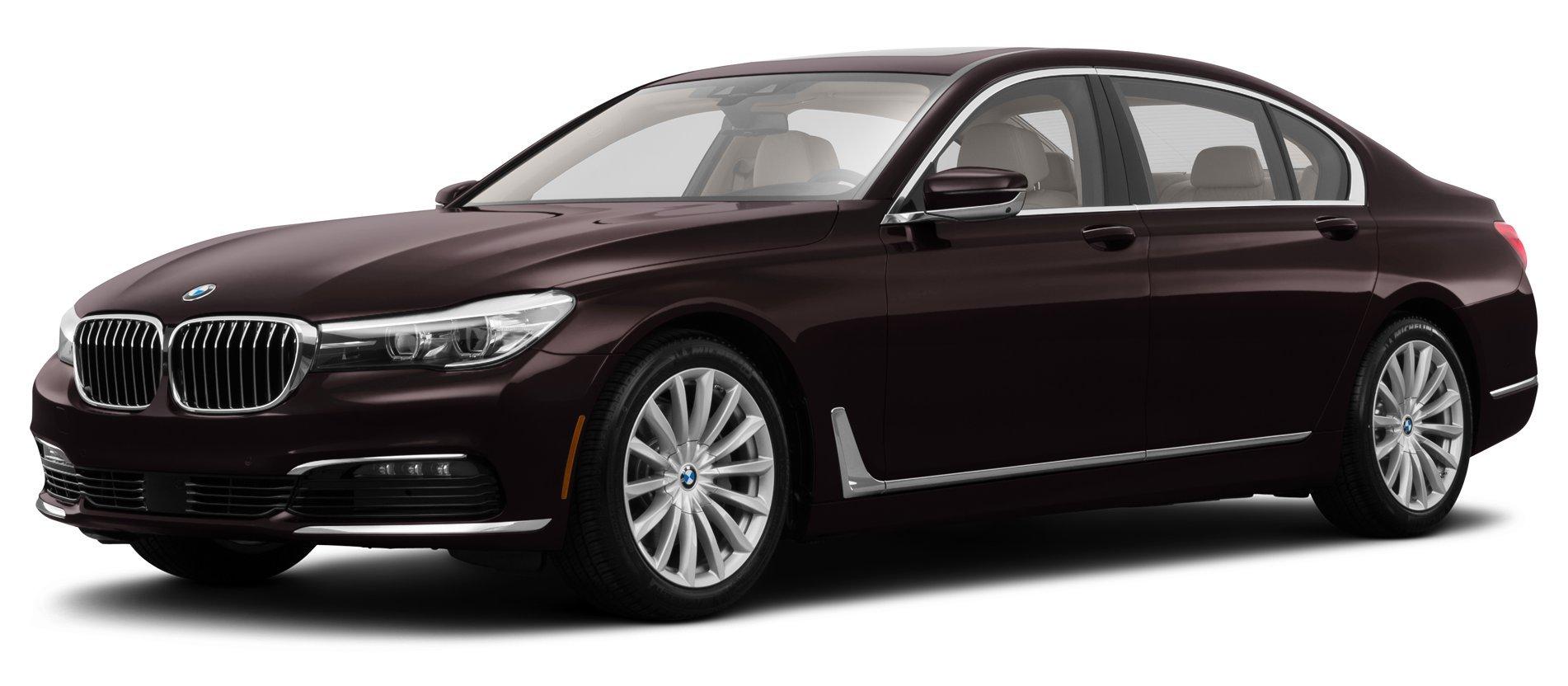 2016 Bmw 740i Reviews Images And Specs Vehicles Modified 740li 4 Door Sedan Rear Wheel Drive
