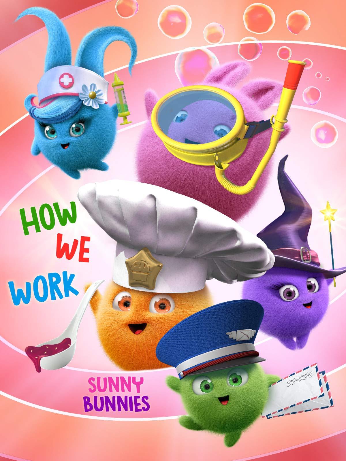 Sunny Bunnies - How We Work