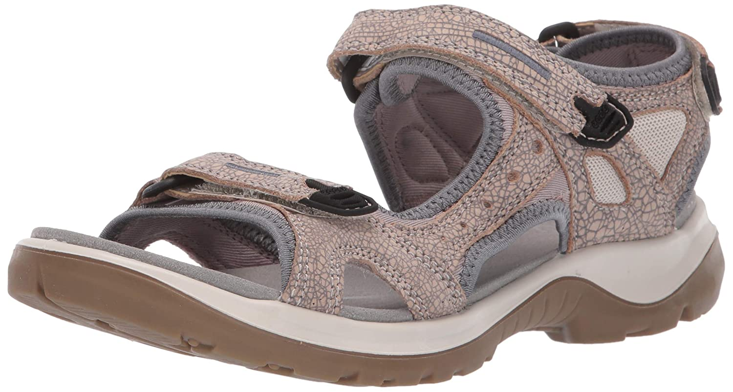 (Nude Marine 51339) Ecco Offroad, Sandales Bout Ouvert Femme 41 EU