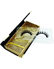 Lake Forest 3D Real Mink False Eyelashes Hand-made Natural Lashes 1 Pair(1)