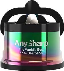 Compra AnySharp Pro - Afilador de cuchillos de metal con ...