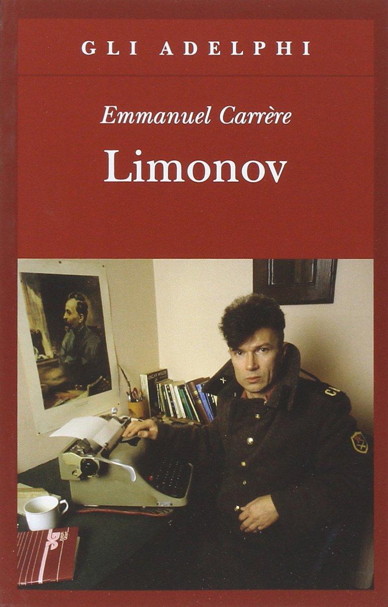 limonov emmanuel carrère