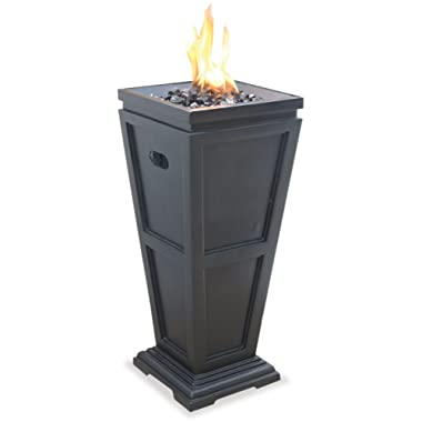 Endless Summer, GLT1332SP, LP Gas Outdoor Fireplace, Medium