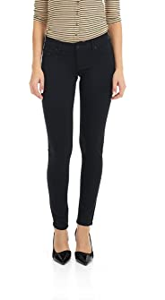 Suko Jeans Women's Ponte Skinny Pants - Lift and Contour - Stretch
