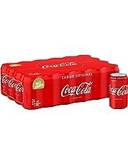 Coca-Cola - Regular, Refresco con gas de cola, 2 l, Lata