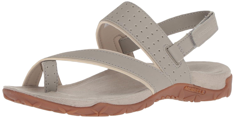 Merrell Women's Terran Ari Convert Sport Sandal B078NH2VWX 6 B(M) US|Aluminum