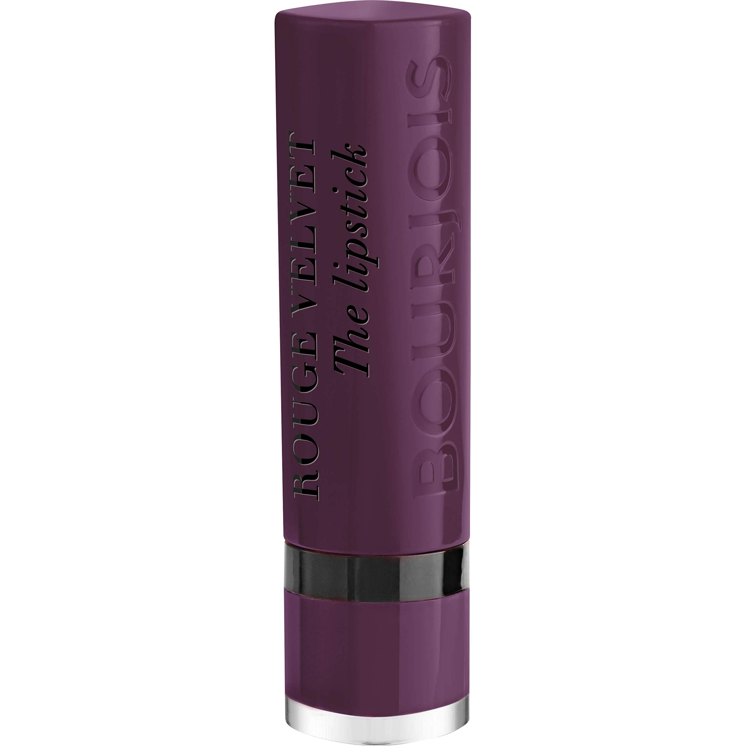 Bourjois Velvet The Lipstick Barra De Labios Tono 020 Plum Royal - 23 gr product image