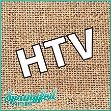 """JUTE BURLAP PATTERN #1 HTV Heat Transfer Vinyl 12""""x14"""" Burlap Pattern for Shirts"""