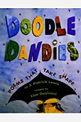 Doodle Dandies: Poems That Take Shape Paperback