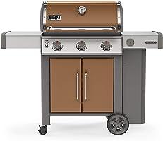 Weber 61025001 Genesis II E-315 LP Grill, Copper