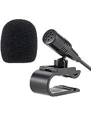 Lling(TM) Micrófono Externo de 3,5 mm micrófono de Montaje para Coche