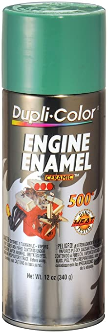 Dupli-Color EDE161807 Ceramic Detroit Diesel Alpine Green Engine ...