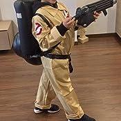 Rubies s 884320 oficial Cazafantasmas Childs Disfraz con ...