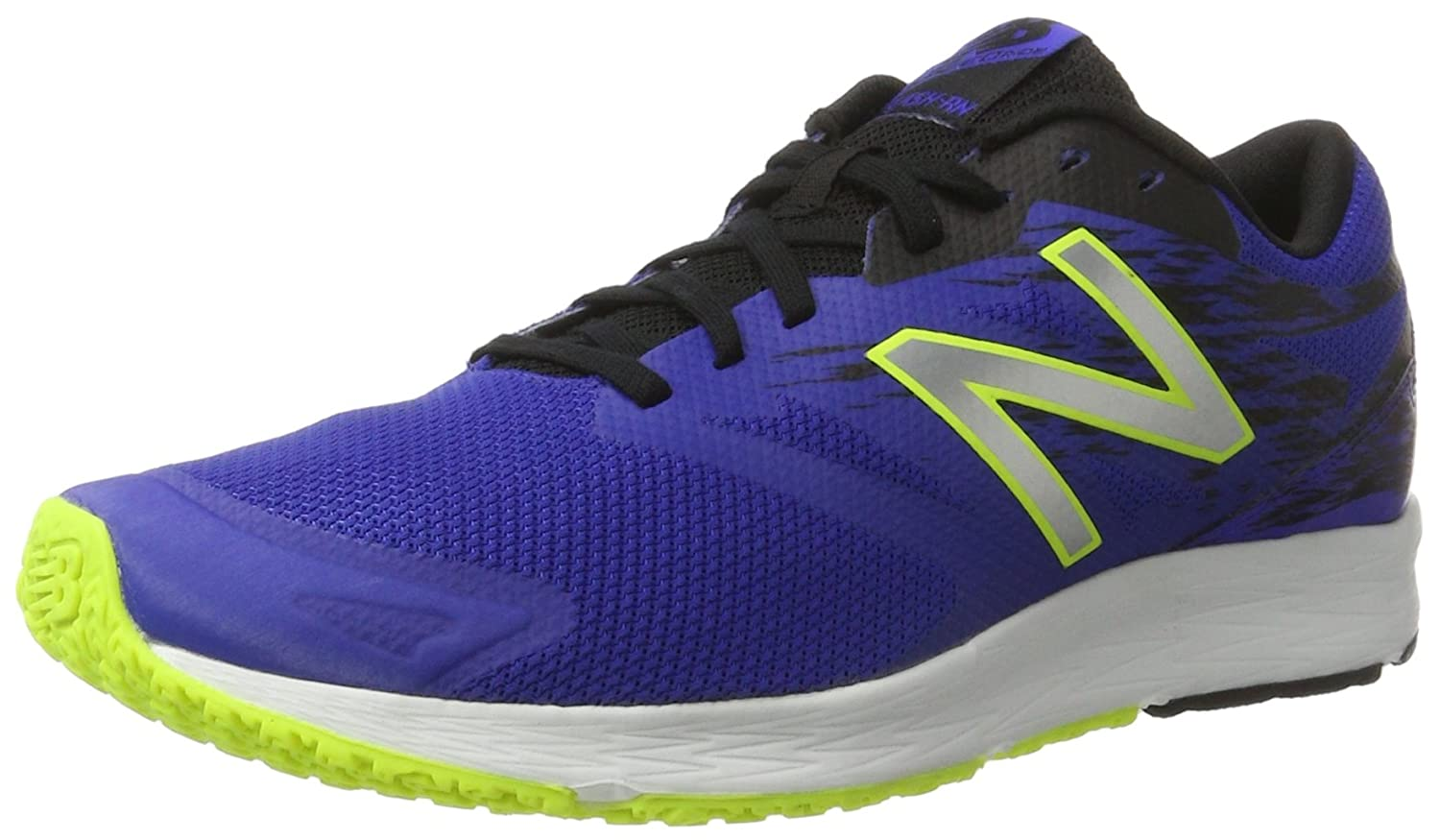 New Balance Herren Flash Run V1 Hallenschuhe, blau