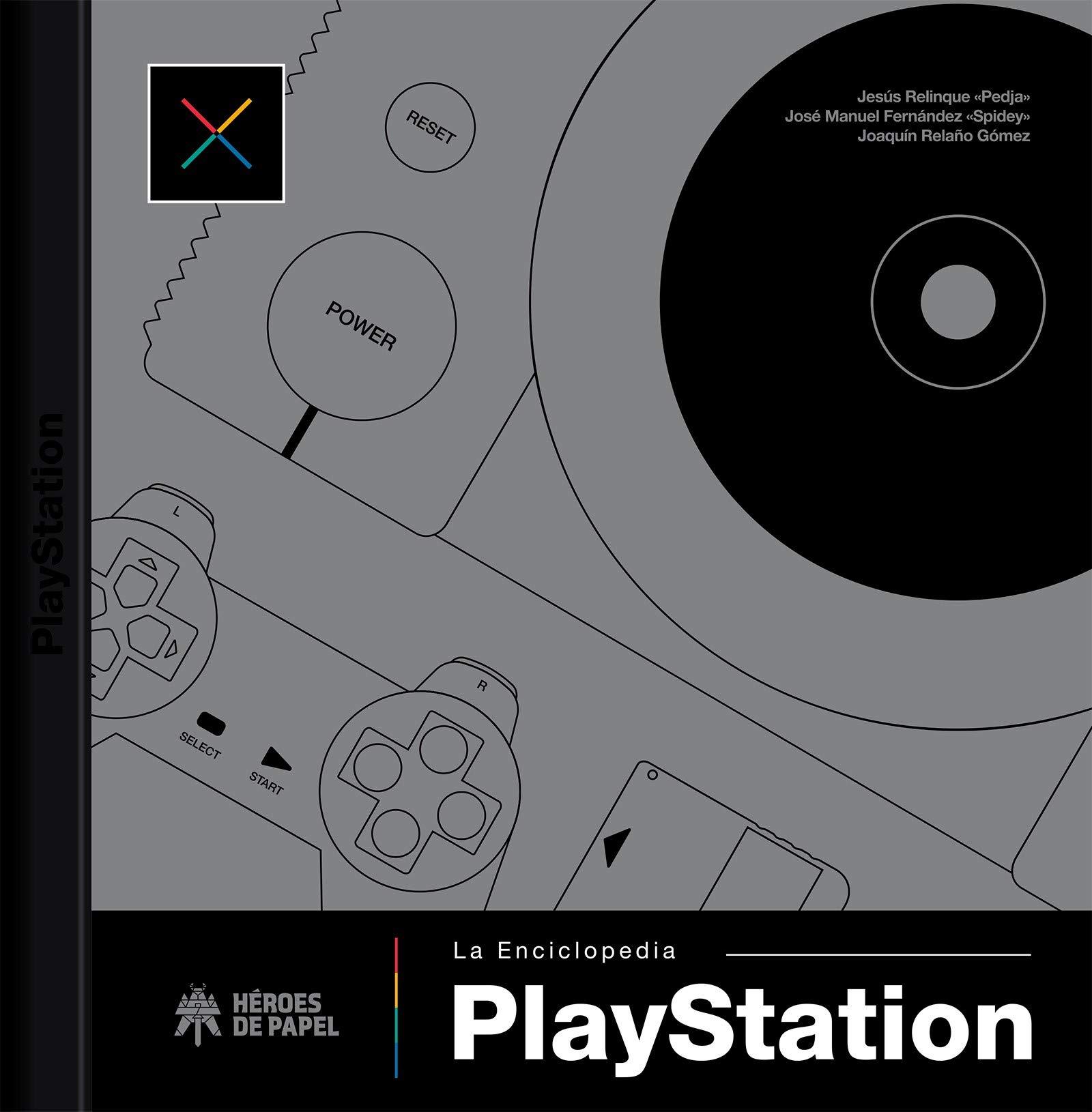 La Enciclopedia PlayStation: Amazon.es: Fernández «Spidey», José Manuel, Relinque «Pedja», Jesús, Relaño Gómez, Joaquín: Libros
