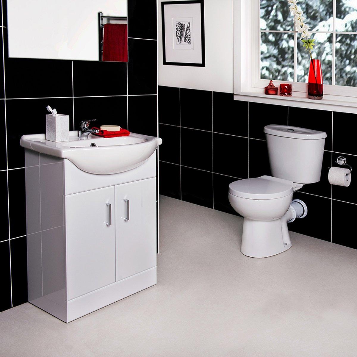 Shower Enclosure Bathroom Suites: Amazon.co.uk