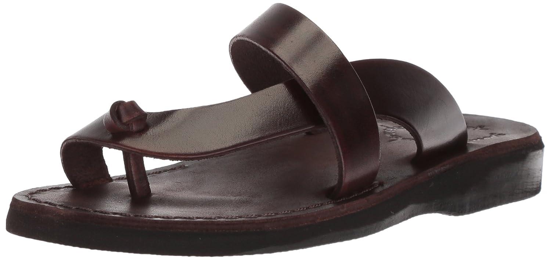 Jerusalem Sandals Women's Tal Slide Sandal B075KN8D3J 37 Medium EU (6-6.5 US)|Brown