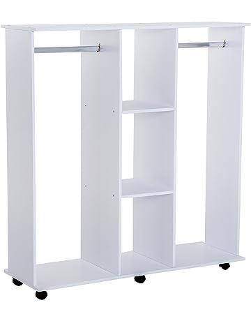Meuble De Rangement Hauteur 140 Cm.Amazon Fr Armoires De Bureau