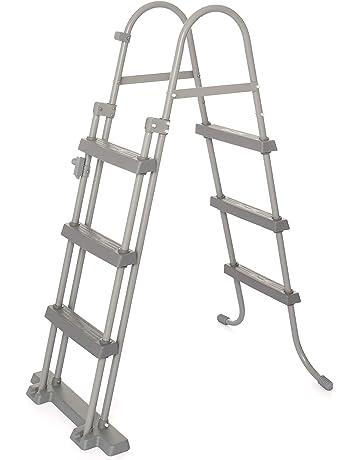 Bestway 58330 Escalera para Piscina Desmontable de 107 cm