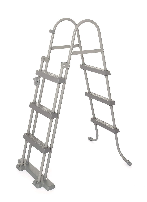 comprar nuevo barato - Escalera para para para Piscina Desmontable Bestway 107 cm  saludable