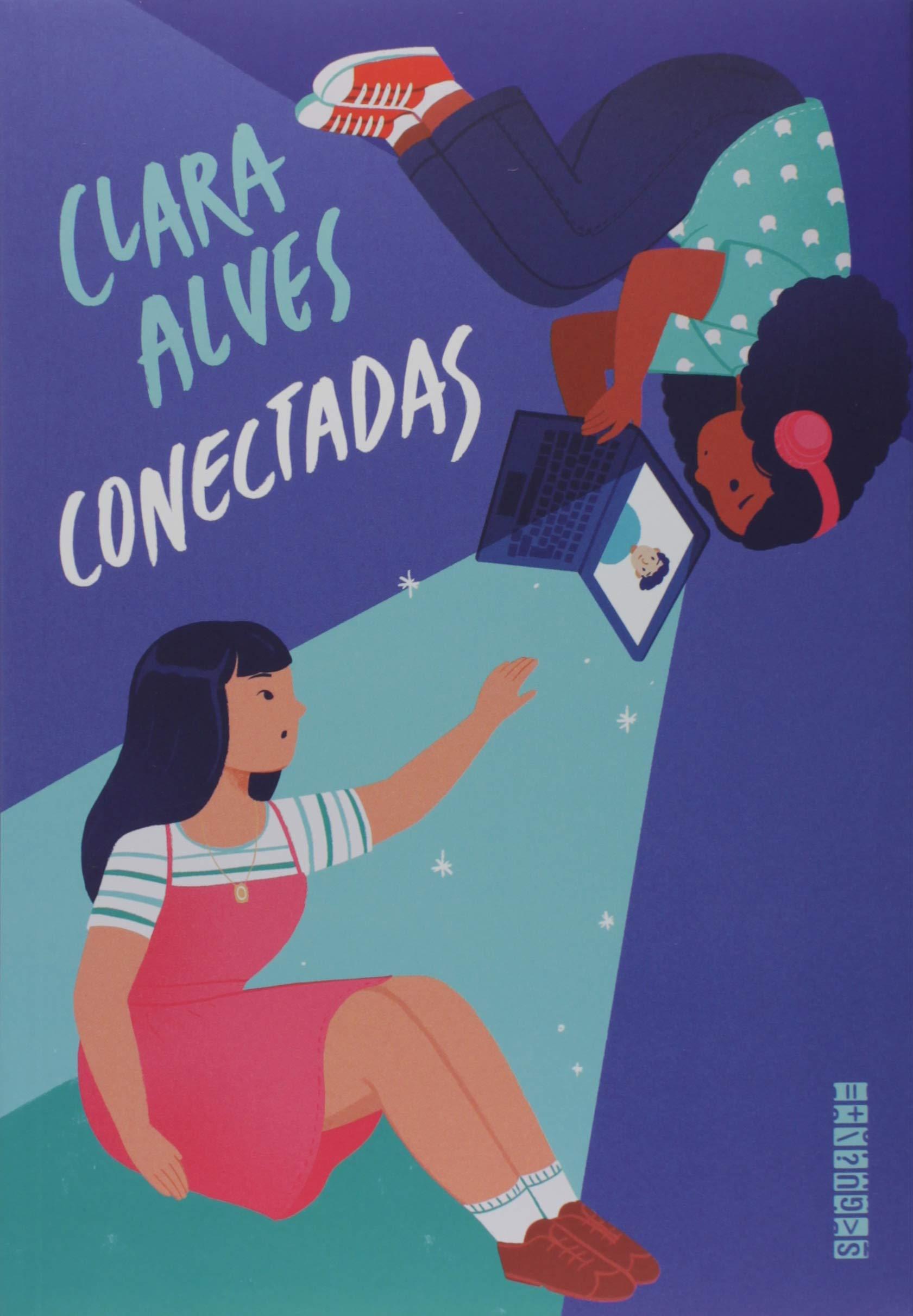 Livro 'Conectadas' de Clara Alves