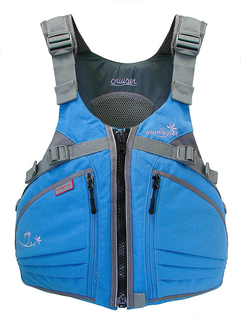 Stohlquist Women s Cruiser Life Jacket Personal Floatation Device product  image 3eb82ed4b