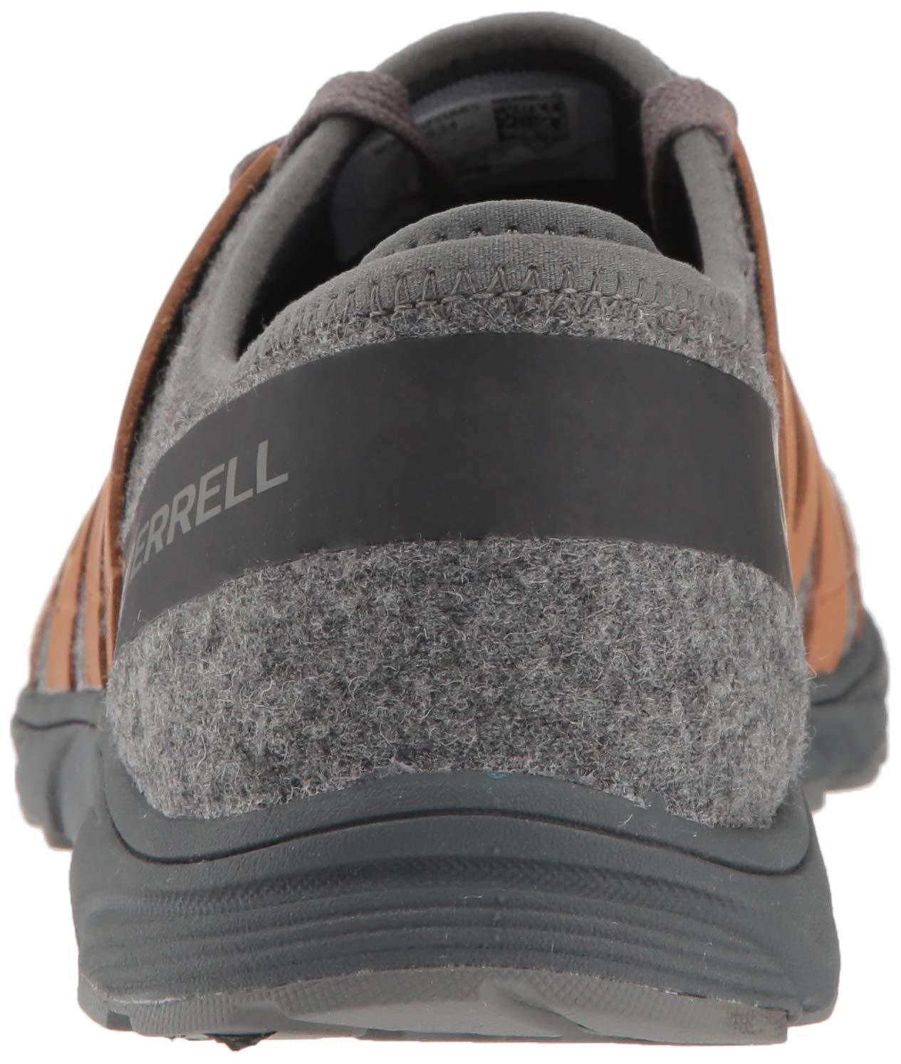 Merrell Women's Riveter Wool Sneaker B079DG8CVH 10 M US Charcoal