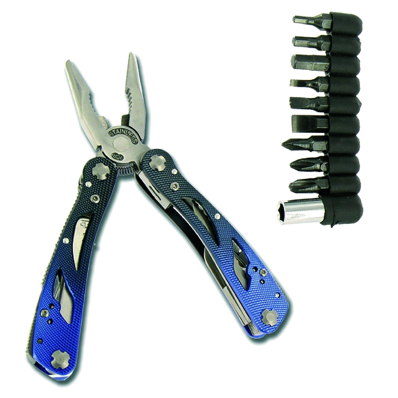 Highlander Multi Tool mul001 – Herramienta multifunción con Ranuras Llaves, mul001 Tool 19e9ed