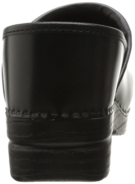 Dansko Men's Professional Professional Professional Leather Men's schwarz Cabrio Leather Clog Mule 46 (US Men's 12.5-13) Wide cdd6ff